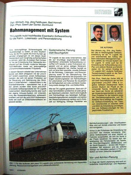 Güterbahnen 2011/3